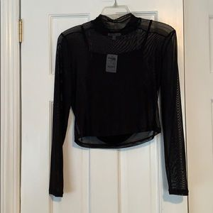 Black Top from Charlotte russe